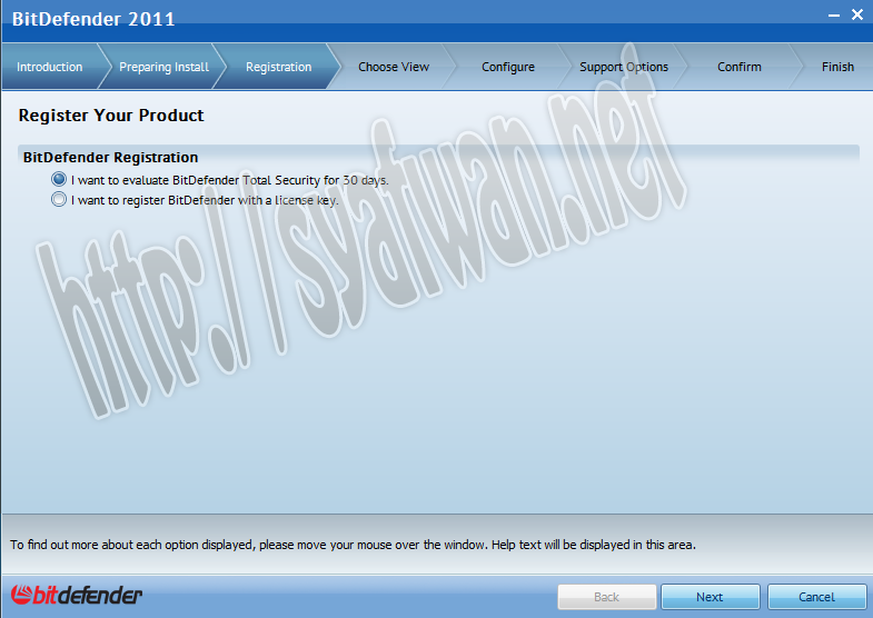 B BitDefender Antivirus Pro 2011 Free 90 days Serial License Key.